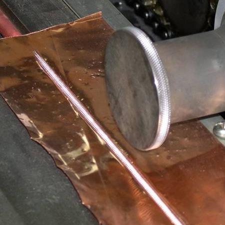 超声波滚焊机